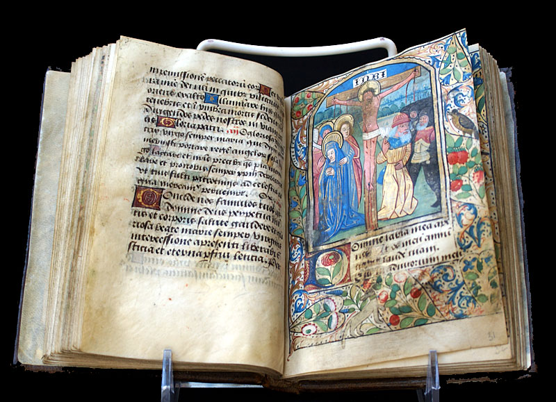 c 1440-50 - Complete Book of Hours - France